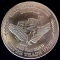 1981 US Strategic Stockpile silver round - Type 2