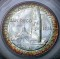 1936 D San Diego - California - Pacific Exposition Commemorative Half Dollar