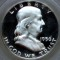 1956 Franklin Half Dollar Proof (Type 2)