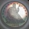 1878 Seated Liberty Half Dollar Proof