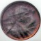Lincoln Memorial Cent Struck Through Capped Die Error
