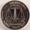 California Mint World Trade Unit 1 ounce silver round