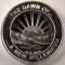 2000 Dawn of a New Millennium 1 ounce Silver Round