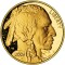 2006 W American Gold Buffalo Proof 1 ounce $50