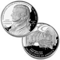2005 P Chief Justice John Marshall Commemorative Silver Dollar Proof