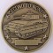 Bradley Fighting Vehicle Challenge Coin