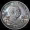 1898 Germany Furst Bismark 80th Silver Medal