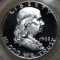 1962 Franklin Half Dollar Cameo Proof