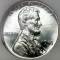 1943 S Lincoln Cent zinc-coated steel