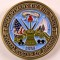 Department of the Army Persuasive in Peace Invincible in War Challenge Coin