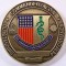 147th Med Log BN Fort Sam Houston, Texas Commander's Coin