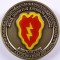 25th Light Infantry Division Challenge Coin