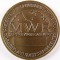 US Army MWR (Morale Welfare Recreation) Community and Family Support Center Award Coin