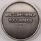 1993 Medical Service Corps Conference Volksmarch Challenge Coin