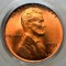 1951 S Lincoln Cent Red
