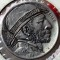 1937 Hobo Nickel (face with stubble)