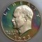 1972 S Eisenhower Dollar Silver Clad DCAM Proof