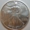 2005 Silver Eagle Uncirculated 1oz