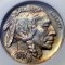 1937 Buffalo Nickel Proof Toned