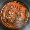1938 Lincoln Cent Proof Red