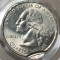 2000 P Virginia State Quarter Double Struck Error