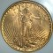 1923 Gold St.Gaudens $20 Double Eagle