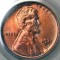 1931 D Lincoln Cent Red