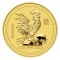 2005 Australian Rooster Gold 2 ounce 200 Dollars