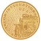 2005 B Swiss Gold 50 Francs 100th Anniversary of the Geneva Motor Show