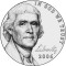 2006 Jefferson Nickel (Design)