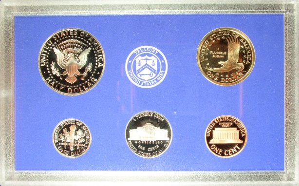 click for larger picture of 2006 S Proof Set (10 coin)