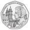 2006 Austria Silver 5 Euro 250th Anniversary of the Birth of Wolfgang Amadeus Mozart