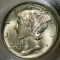 1945 S Mercury Dime FB