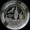 2001 W Platinum Eagle Proof 1/2 ounce $50 (Southwestern Desert reverse)