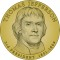 2007 Thomas Jefferson Presidential Dollar (Artist Rendering)