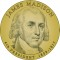 2007 James Madison Presidential Dollar (Artist Rendering)