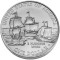 2007 P Jamestown 400th Anniversary Commemorative Silver Dollar Uncirculated