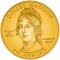 2007 Dolley Madison Commemorative 1/2 oz Gold $10 (Artist Rendering)