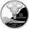 2007 S Montana State Quarter Dollar Proof
