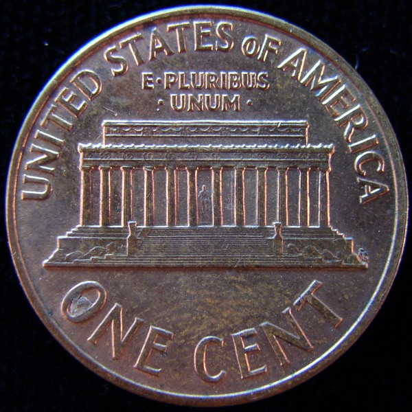 click for larger picture of 1959 D Lincoln Cent