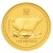 2007 P Australian Gold Proof Pig 1 ounce 100 Dollars