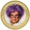 2006 P Australia 50 Cents 50th Anniversary Dame Edna Everage