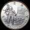 1988 P Young Astronauts 12oz Silver Medal
