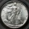 1937 D Walking Liberty Half Dollar