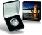 2007 Australian Silver 5 Dollar Proof - 75th Anniversary Sidney Harbour Bridge