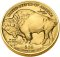 2008 American Gold Buffalo Uncirculated 1 ounce $50