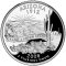 2008 S Arizona State Quarter Dollar Proof