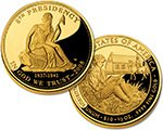 2008 W Van Buren's Liberty Commemorative 1/2 oz Gold $10 Proof