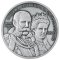 2007 Austria 1867 Imperial Couple Medal