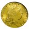 1793 Great Britain Gold Guinea - George III